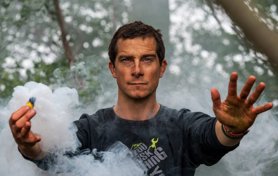 Bear Grylls Suffers Near Fatal Bee Sting And Has To Be