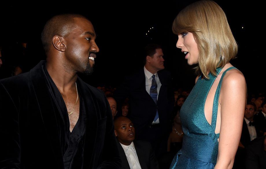 Taylor Swift says making music kept her sane during Kanye West feud
