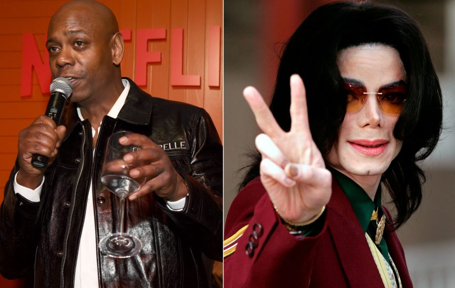 """'Leaving Neverland' director """"felt physically sick"""" after hearing Dave Chappelle's Michael Jackson comments"""