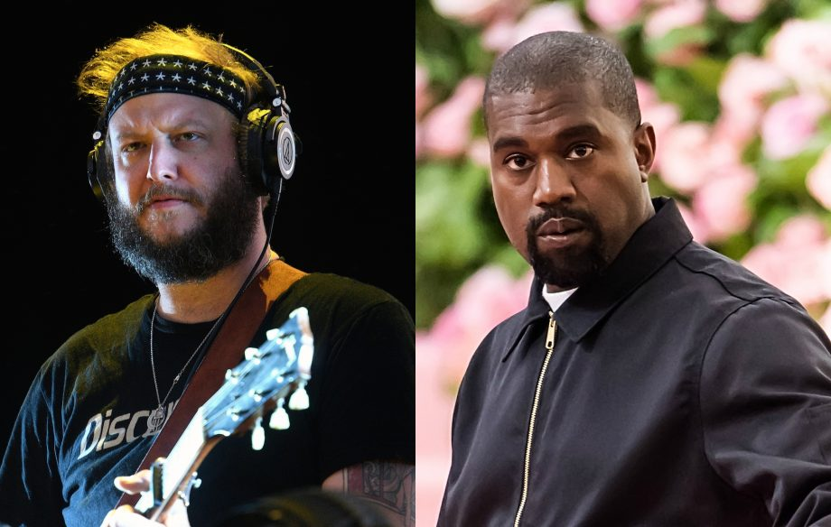 "Bon Iver's Justin Vernon says he ""can't kick it with Kanye anymore"""