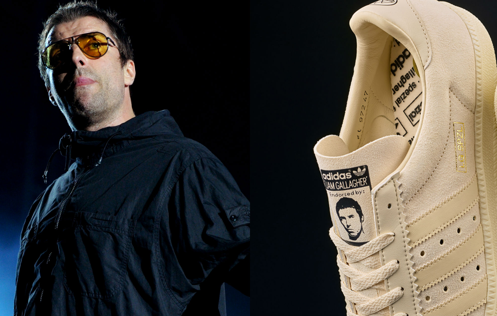 Liam Gallagher fans react as Adidas Spezial range sells out within minutes