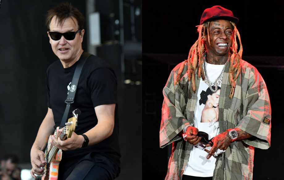 Listen to Blink 182 and Lil Wayne's mash-up of 'What's My Age Again' and 'A Milli'