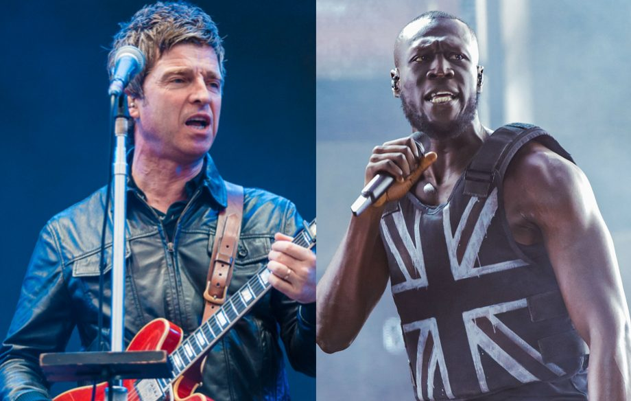 """Noel Gallagher on Stormzy at Glastonbury: """"It's a great thing"""" a grime act headlined the main stage"""