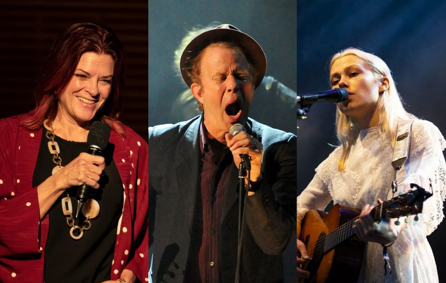 Rosanne Cash, Phoebe Bridgers, Corinne Bailey Rae and more unite for Tom Waits tribute album