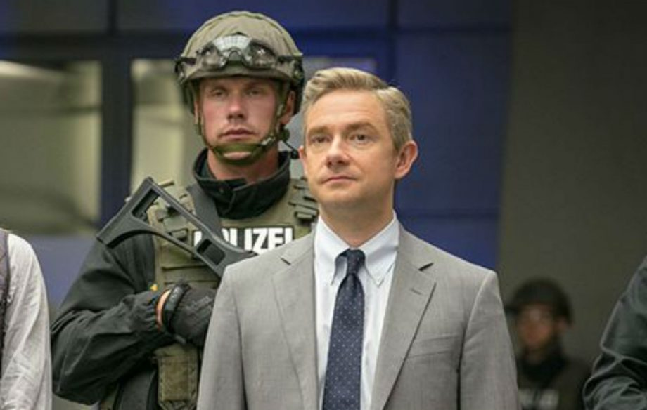 Martin Freeman confirms return for 'Black Panther 2'