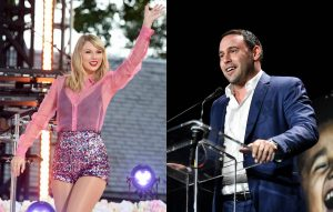 "Scooter Braun discusses ""toxic division"" with Taylor Swift after huge record label row"