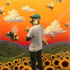 Cover art for Tyler, the Creator\s album 'Flower Boy'