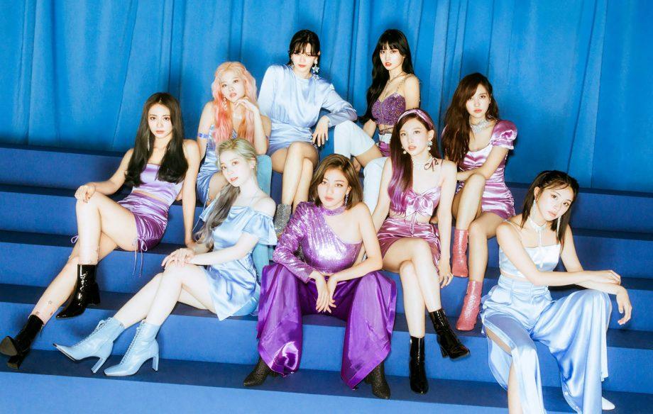 Stream K-pop girl group TWICE's latest mini-album, 'Feel Special'