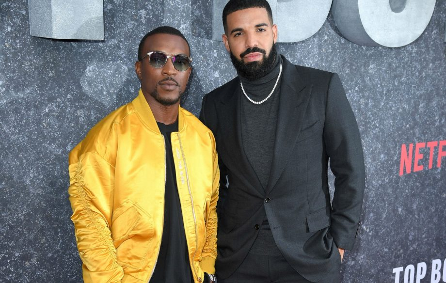 Ashley Walters and Drake