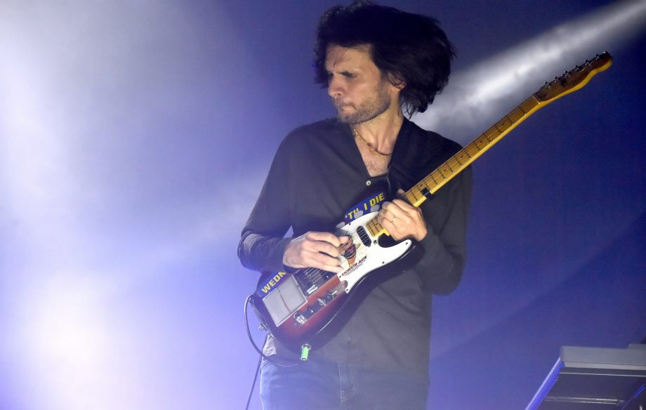 Listen to Radiohead's Johnny Greenwood debut new music at BBC Proms