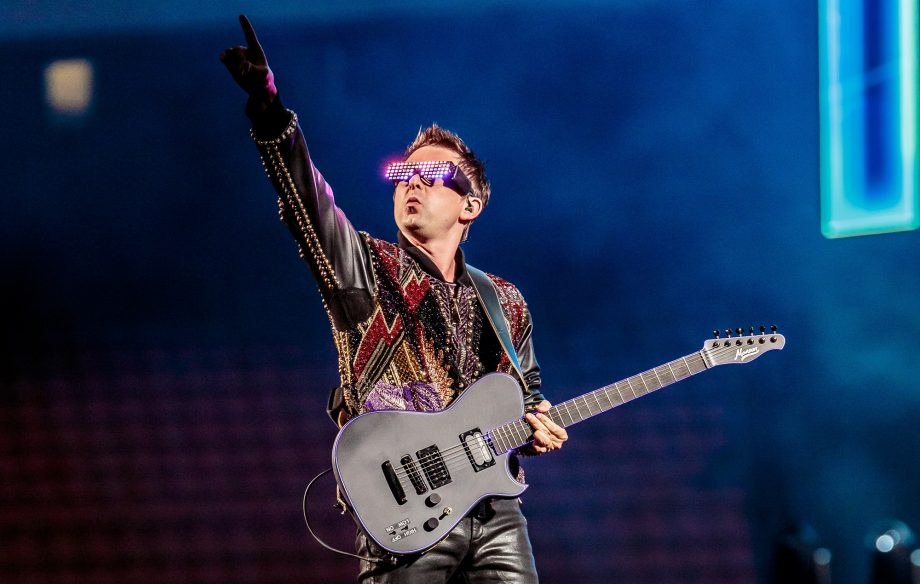 Muse's triumphant – and unlikely – arena show proves they were prophets all along