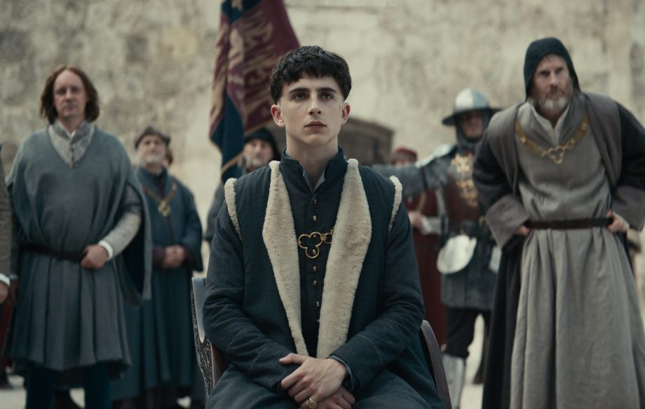 NME at Venice Film Festival – 'The King' review: Timothée Chalamet stars in a film loaded with cliché