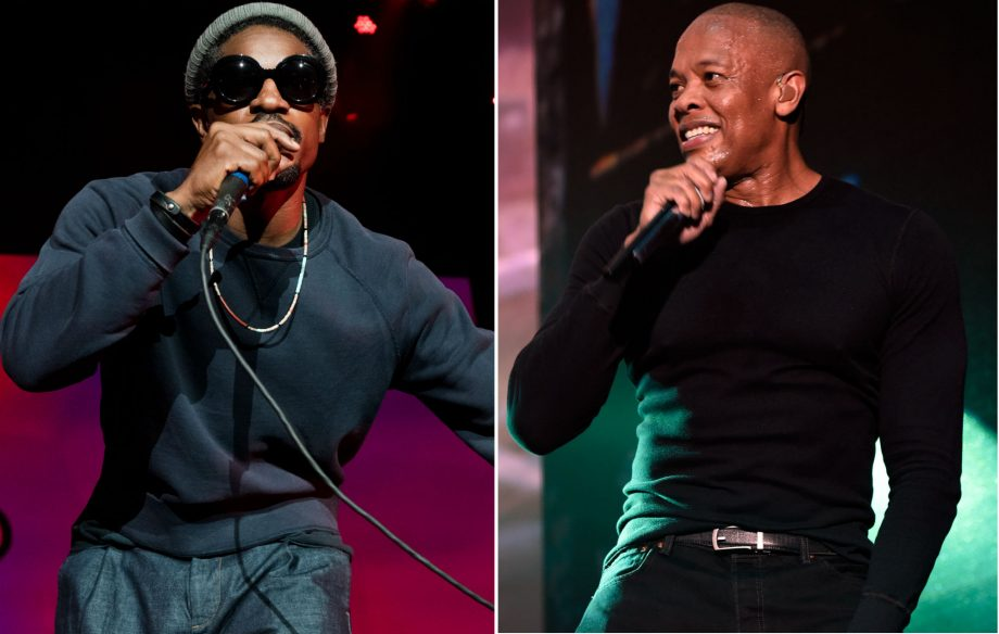 Is André 3000 working on a new album with Dr Dre?