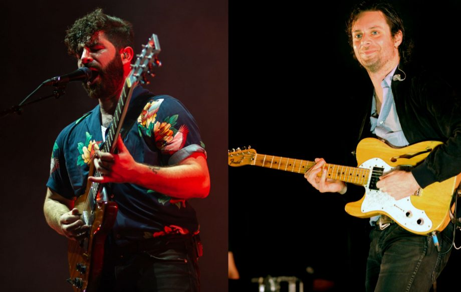 """The Maccabees' Felix White to perform with Foals at Mercury Music Prize awards after Yannis Philippakis' """"run in with a knife"""""""