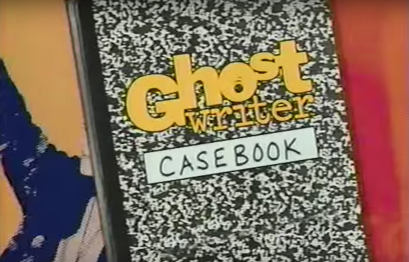 Reboot of 90s teen mystery show 'Ghostwriter' is on the way
