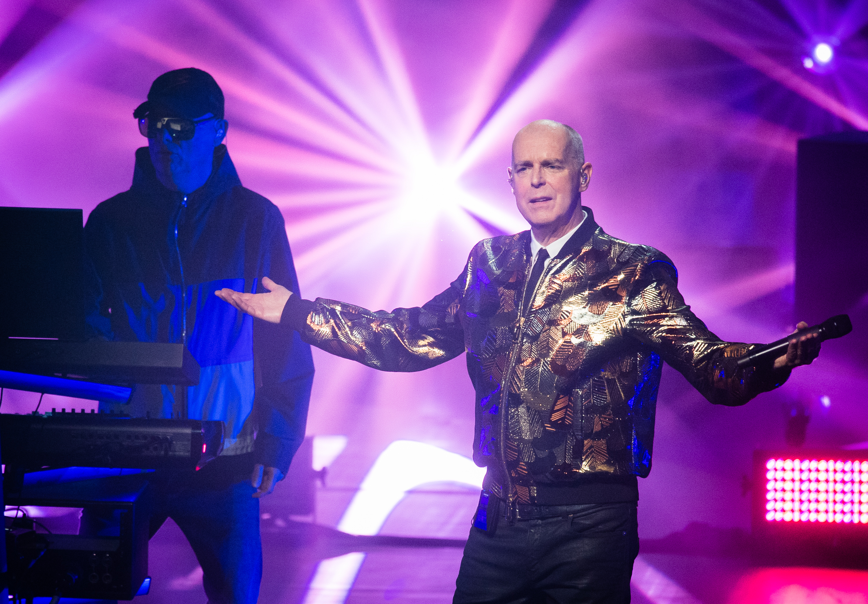 Zerchoo Music - Pet Shop Boys announce UK arena tour and