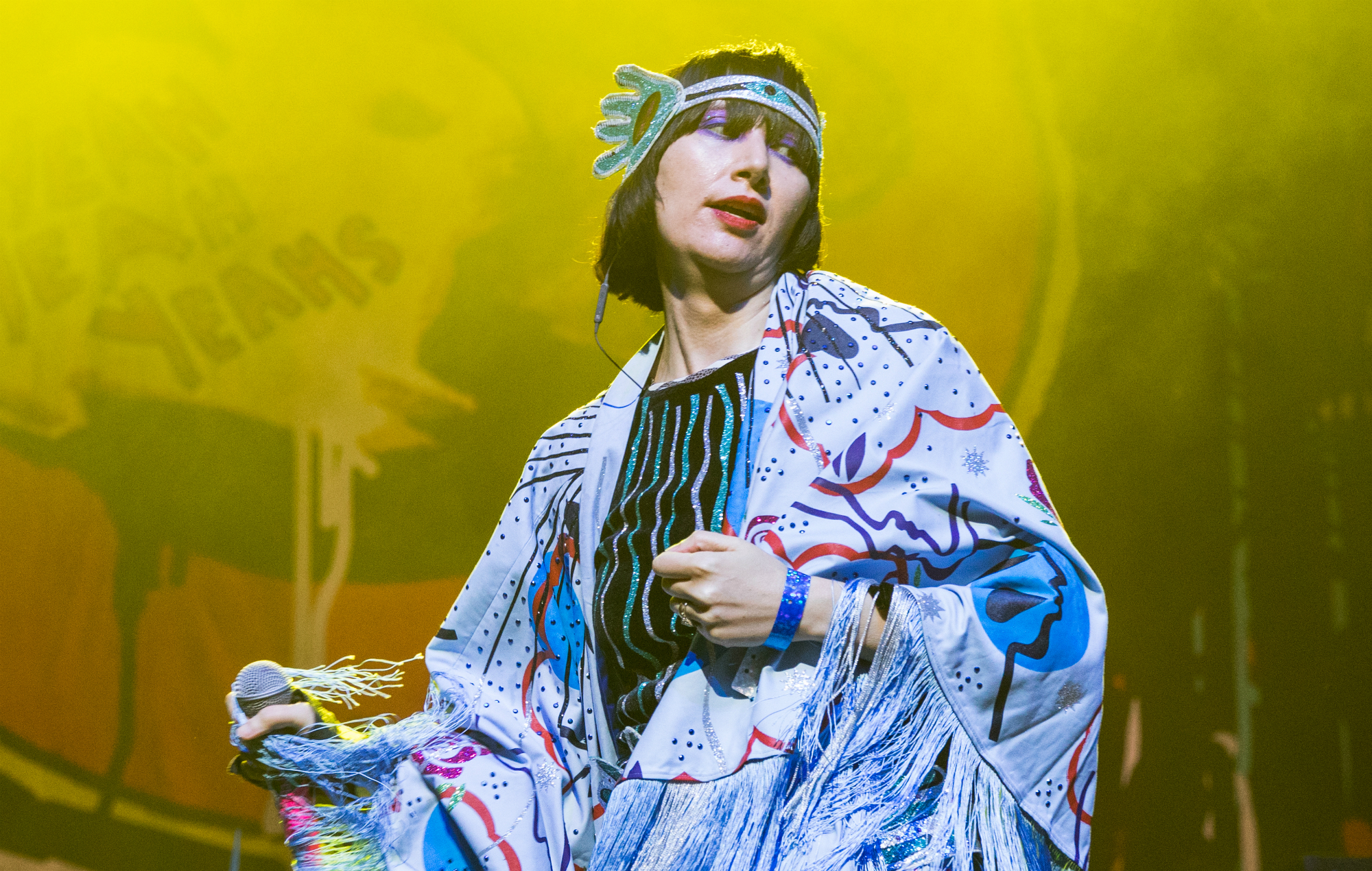 """Yeah Yeah Yeahs' Karen O says she's """"fascinated"""" by popularity of 'Maps'"""