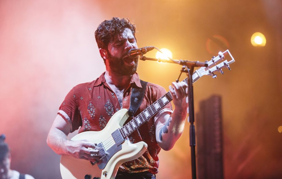 Listen to Foals' glacial new single 'Into The Surf'