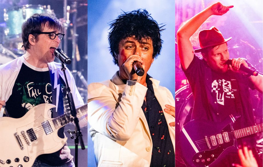 Green Day, Weezer and Fall Out Boy simultaneously released new songs – but which is best?