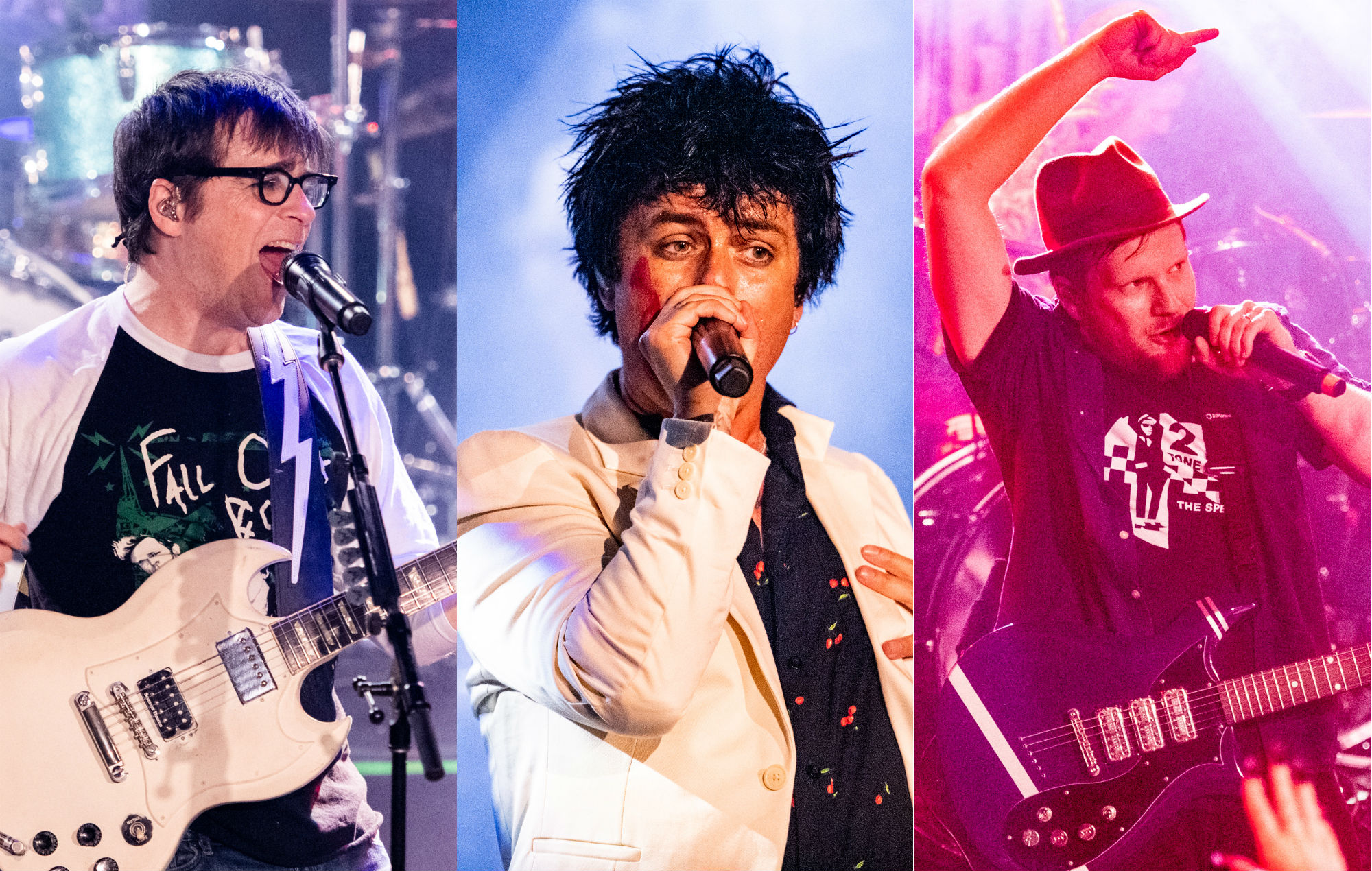Who Is Green Day Touring With : green day weezer and fall out boy their new songs ranked ~ Vivirlamusica.com Haus und Dekorationen