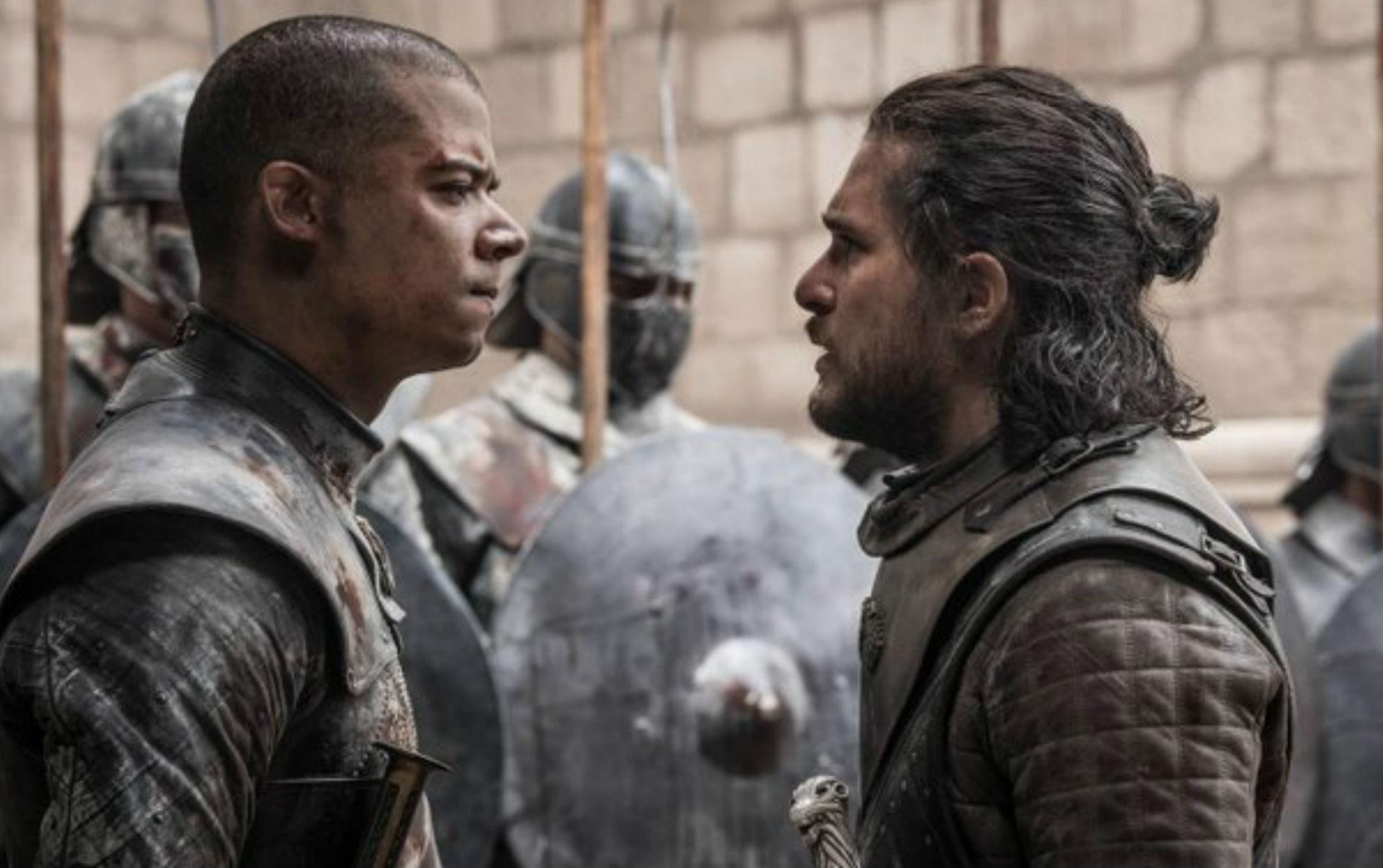 "'Game Of Thrones' Jacob Anderson thinks Jon Snow ""got off lightly"""