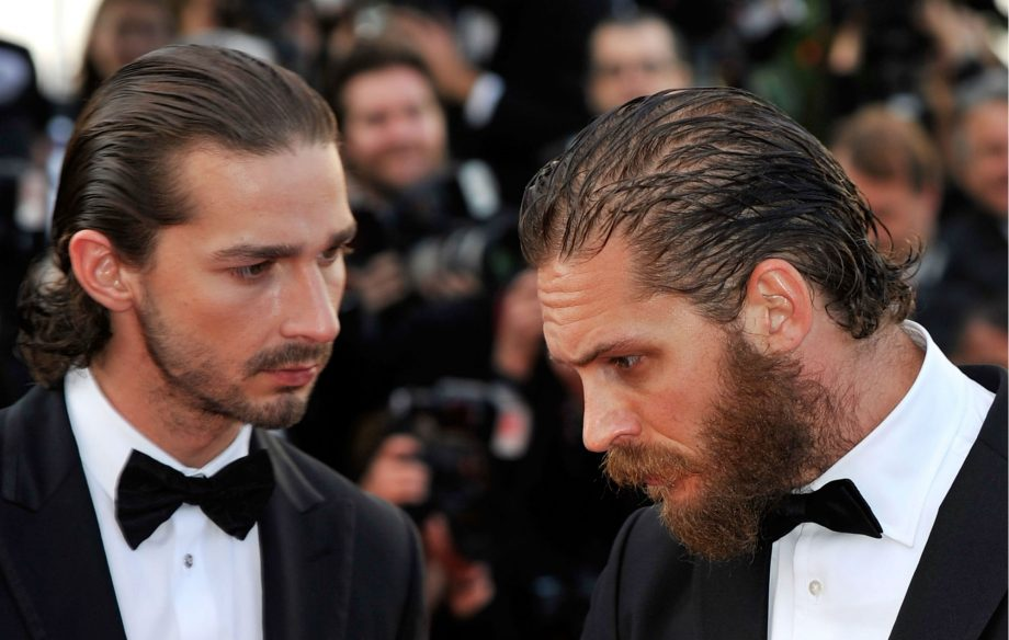 No LaBeouf beef: Shia says he wrestled Tom Hardy but didn't knock him out