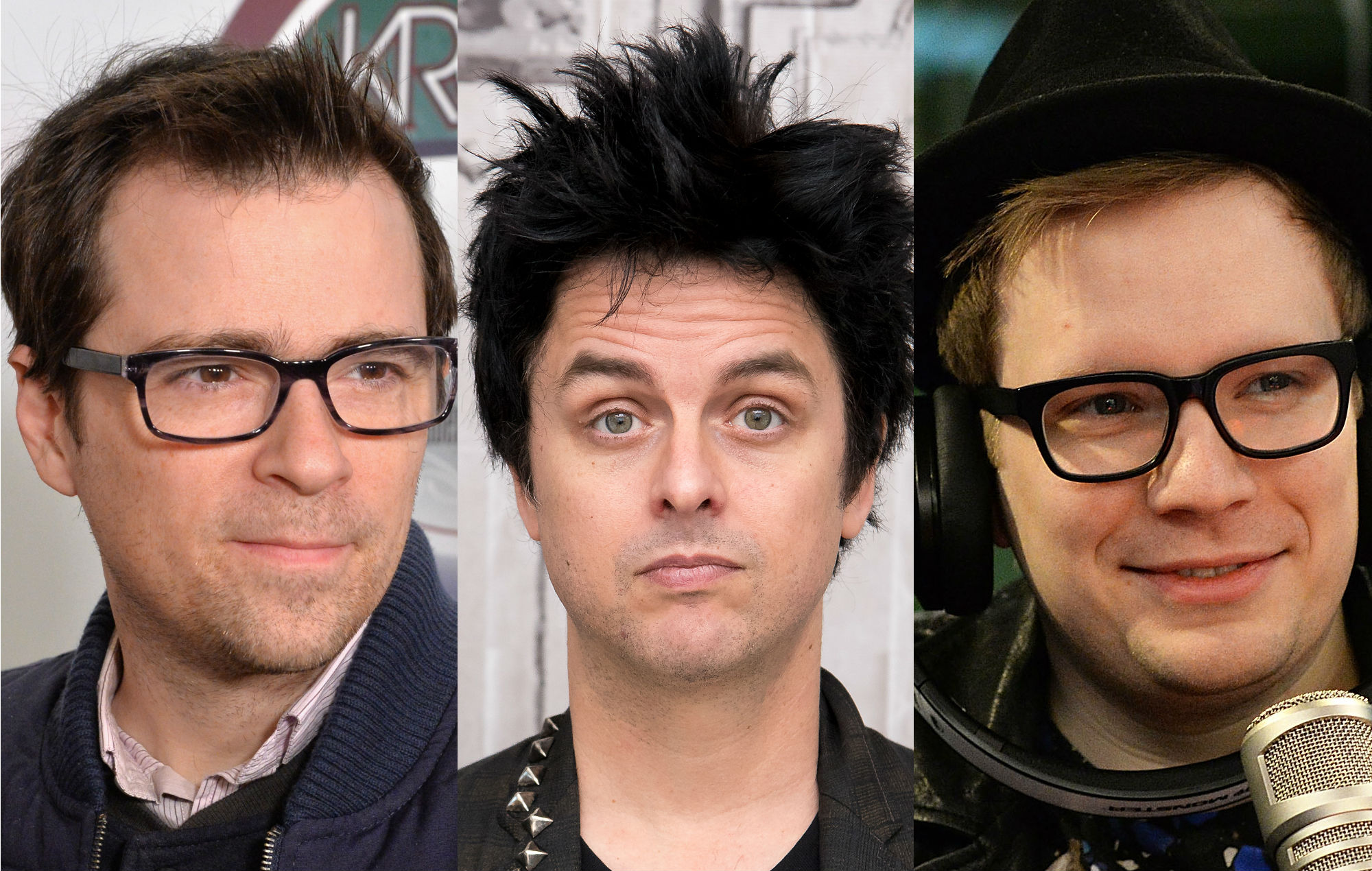 Green Day vs Weezer vs Fall Out Boy – which band sits on ...