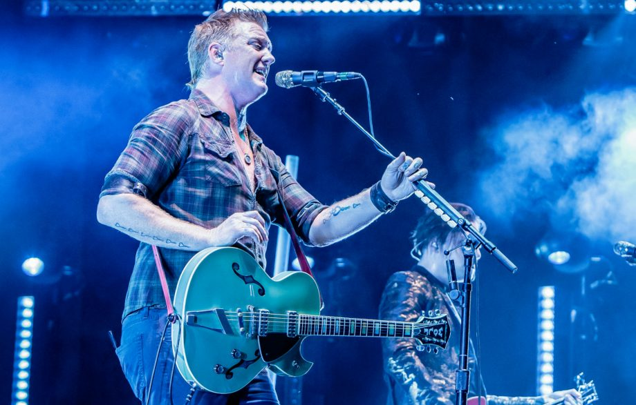 Queens of the Stone Age frontman Josh Homme to release the first new 'Desert Sessions' collection in over 16 years