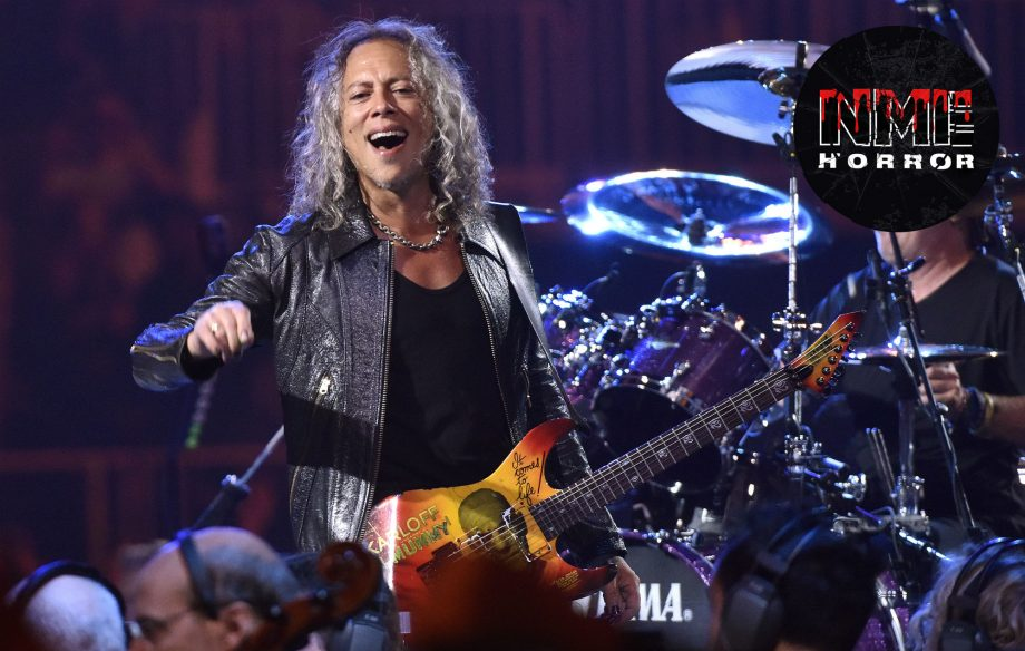 """Metallica's Kirk Hammett says he """"absolutely"""" wants to direct a horror movie"""