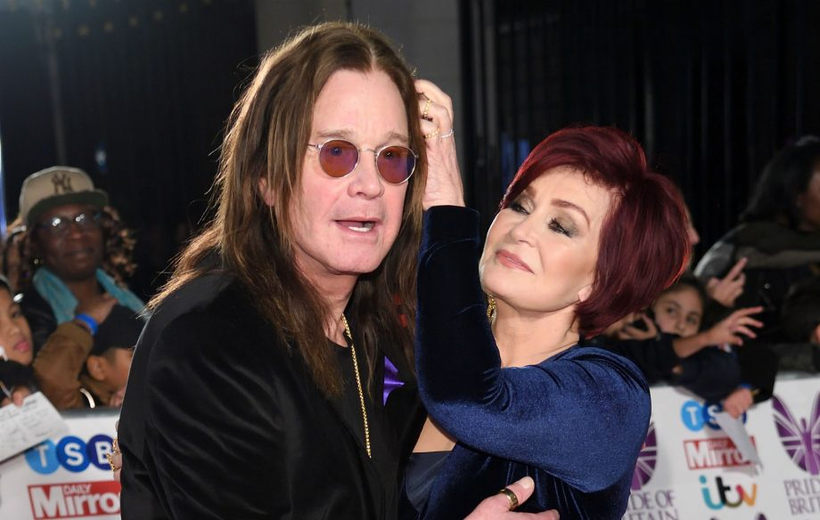 """He's got so much metal in his body, it's frightening"": Sharon Osbourne gives update on Ozzy's health"