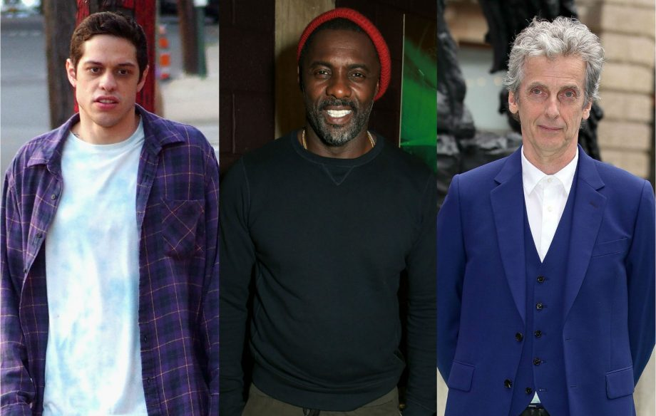 James Gunn reveals full cast for 'The Suicide Squad', confirming roles for Pete Davidson, Idris Elba, Peter Capaldi and more