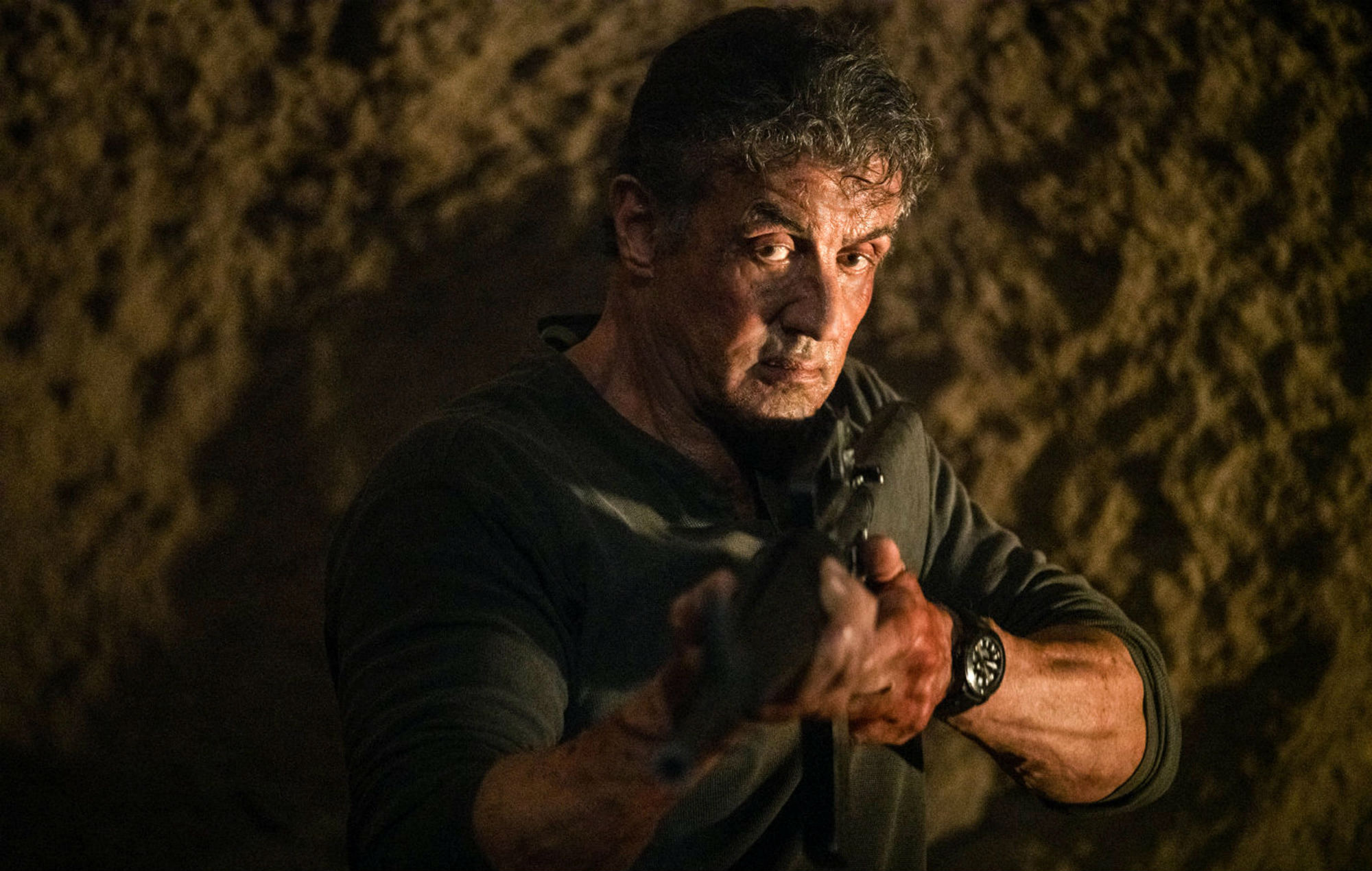 """Original 'Rambo' creator says he's """"embarrassed"""" to be associated with 'Rambo: Last Blood'"""