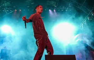 Travis Scott will release new single 'Highest in the Room' this week