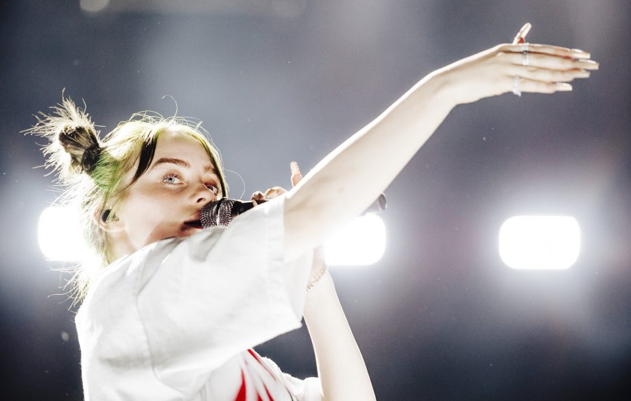 Billie Eilish to donate proceeds from Atlanta festival performance to Planned Parenthood