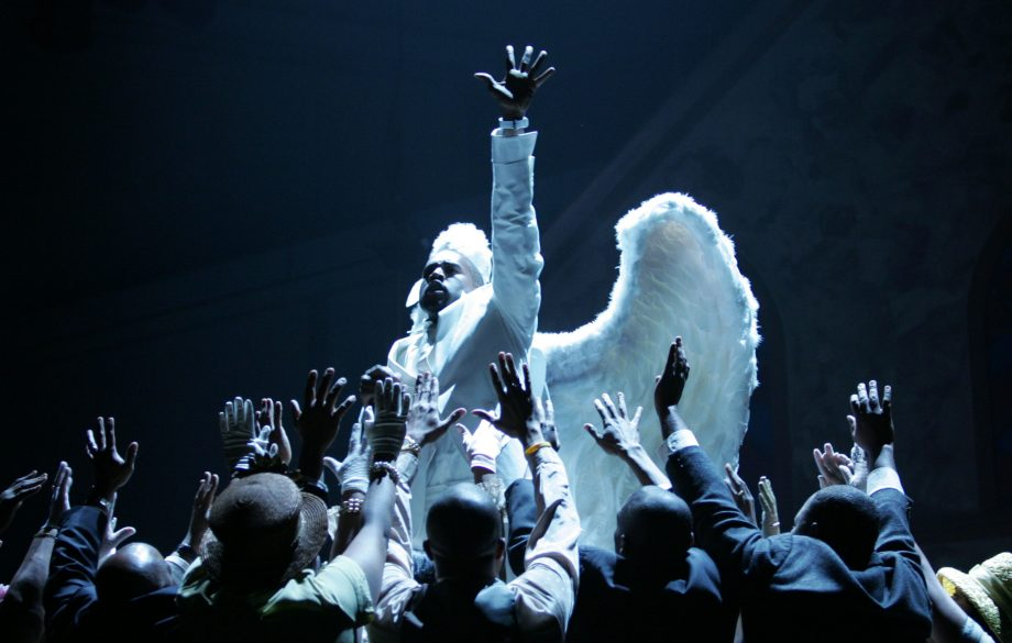 Kanye West's 'Jesus is King' cover art has been unveiled