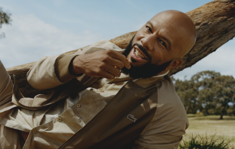 "Common: ""I needed to unlearn some of the things I thought I had to be as a black person"""