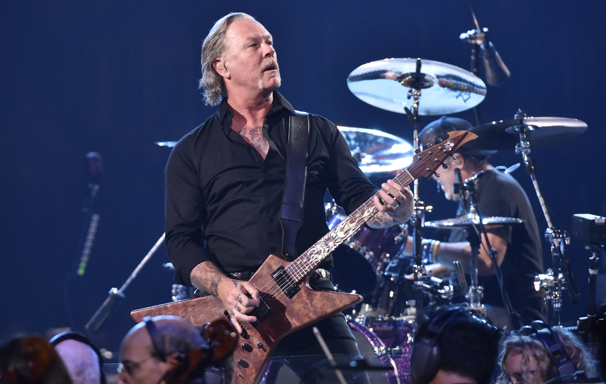 Get ready – Metallica are counting down to something…