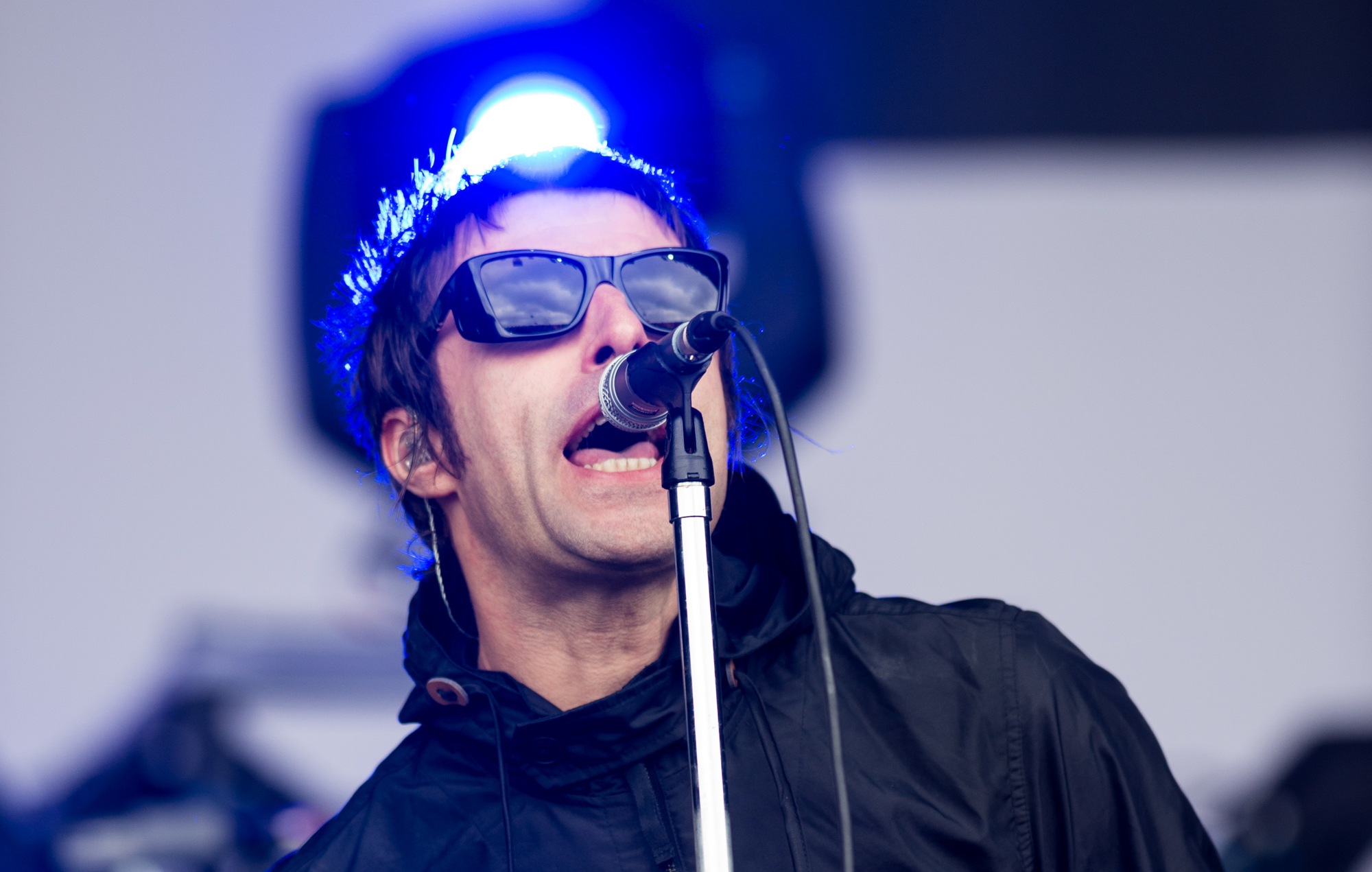 Liam Gallagher wants to sing the next Bond theme – and he's already written the lyrics