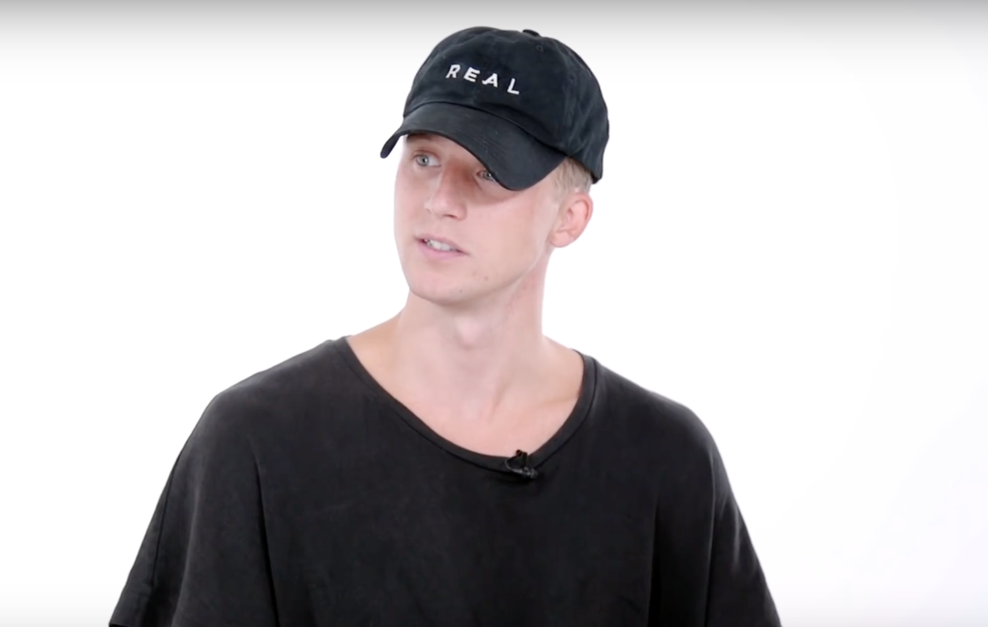 """Rapper NF: """"I was having a mental breakdown. I was questioning my life. I was questioning everything"""""""