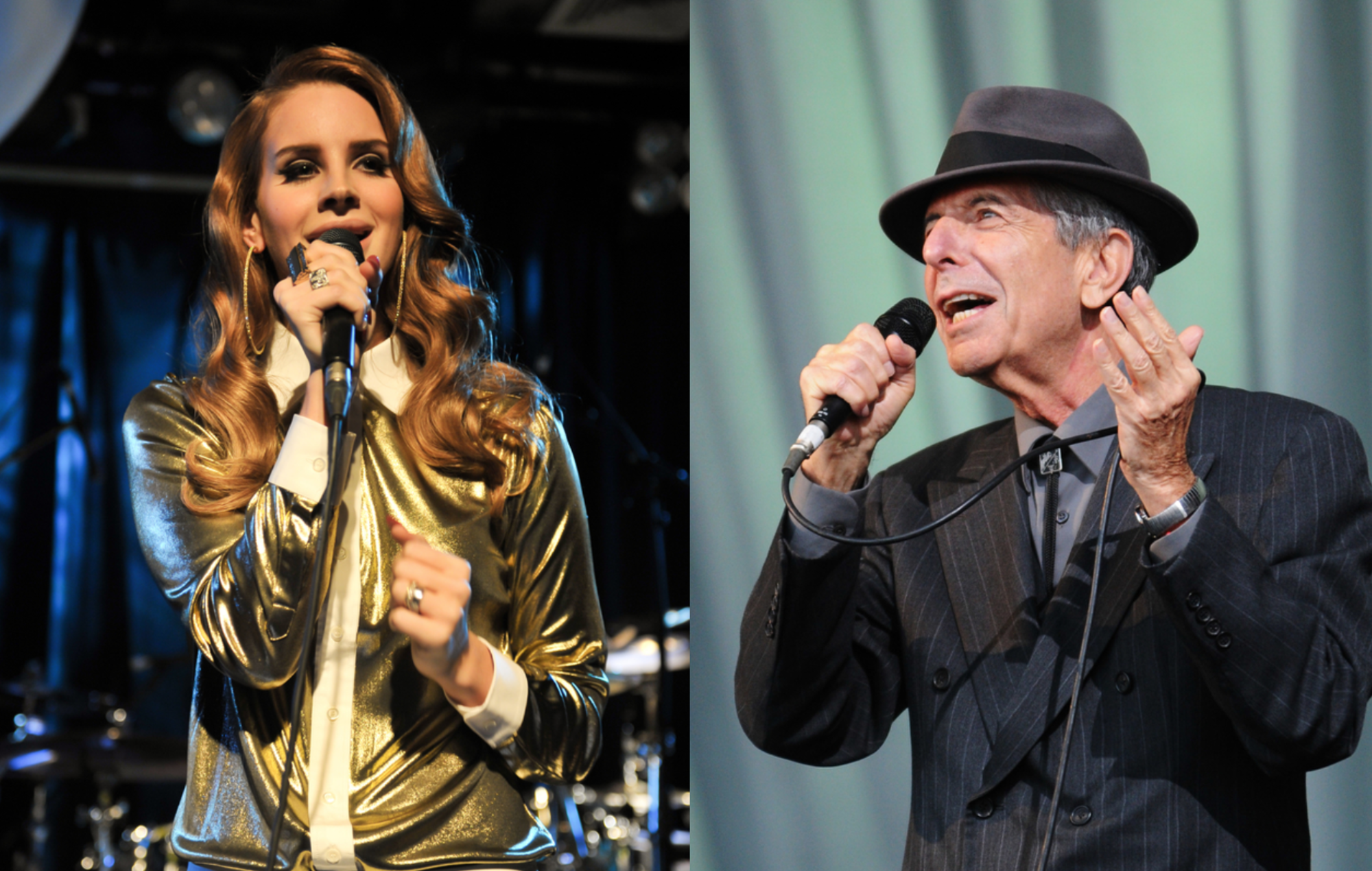 Watch Lana Del Rey perform Leonard Cohen's 'Chelsea Hotel #2' on first night of 'NFR' tour