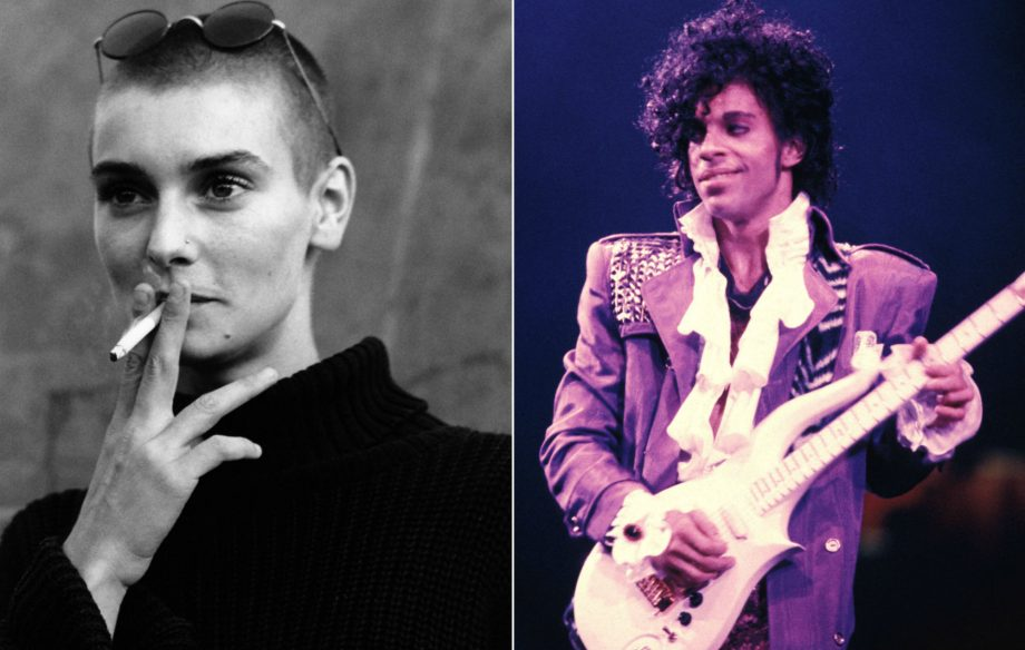 """Sinead O'Connor says Prince tried to """"beat her up"""" and left female band member with broken ribs"""