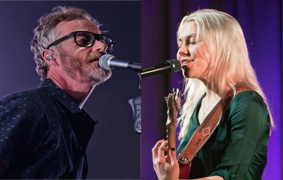 Watch The National's Matt Berninger and Phoebe Bridgers duet on a new song for 'Between Two Ferns' movie