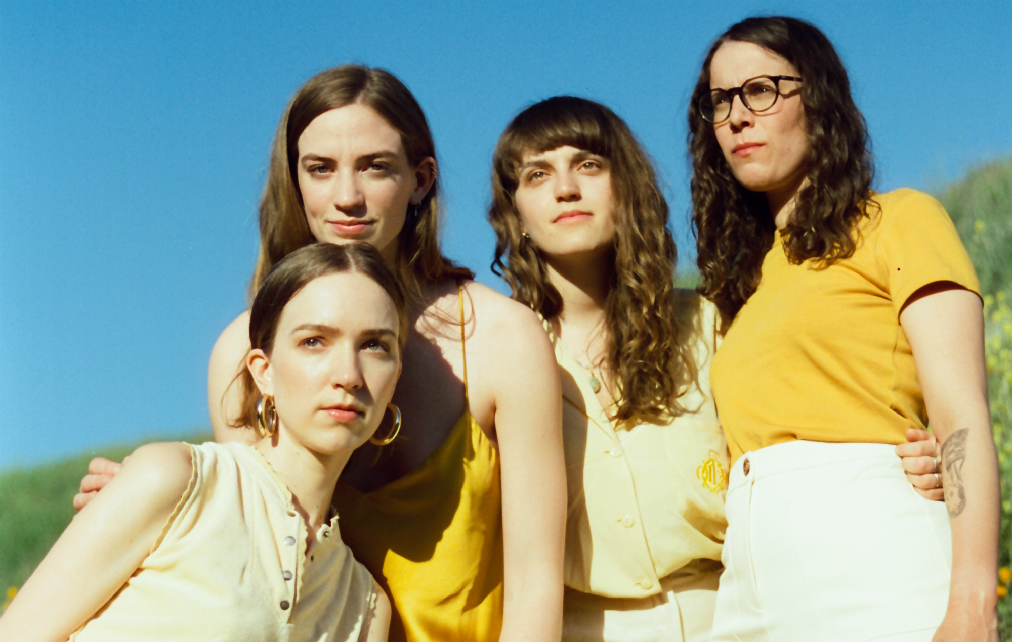 The Big Moon Share Details Of New Album Walking Like We