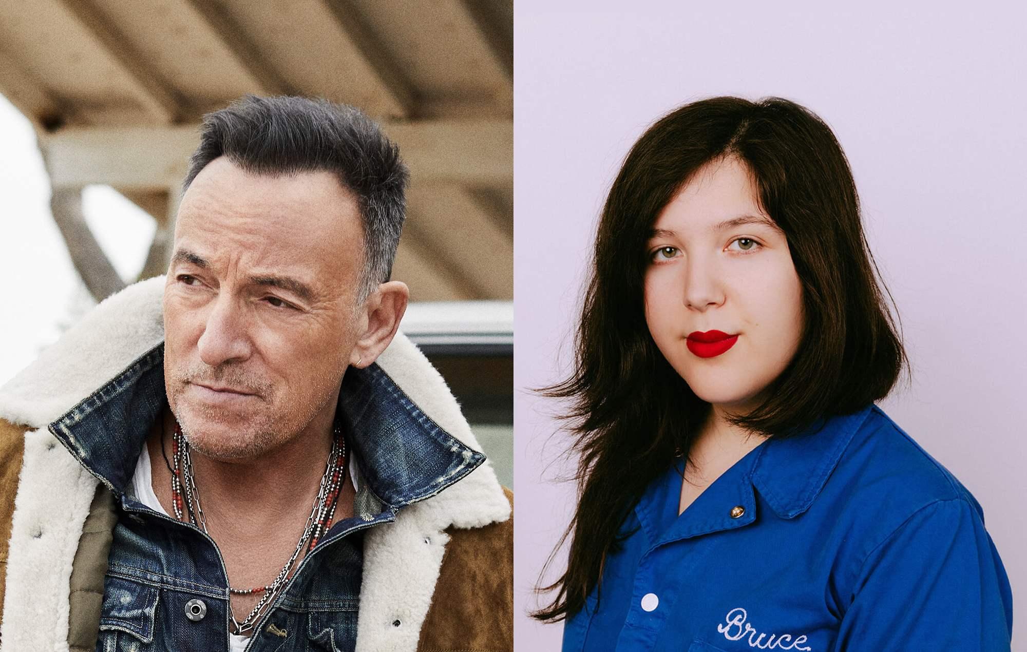 Lucy Dacus wishes Bruce Springsteen – and her dad – happy birthday with 'Dancing In The Dark' cover
