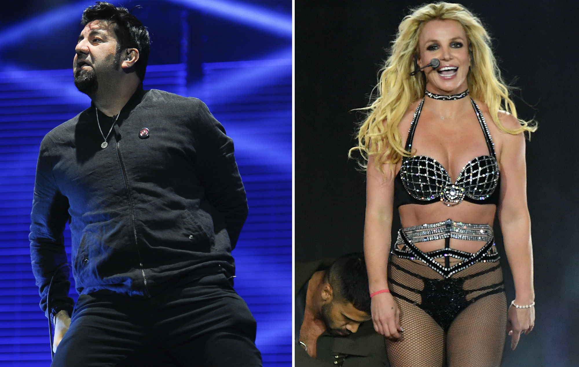 Who knew? This Deftones x Britney Spears mash-up works surprisingly well