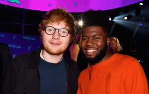 Watch Ed Sheeran make surprise appearance at Khalid's O2 Arena show