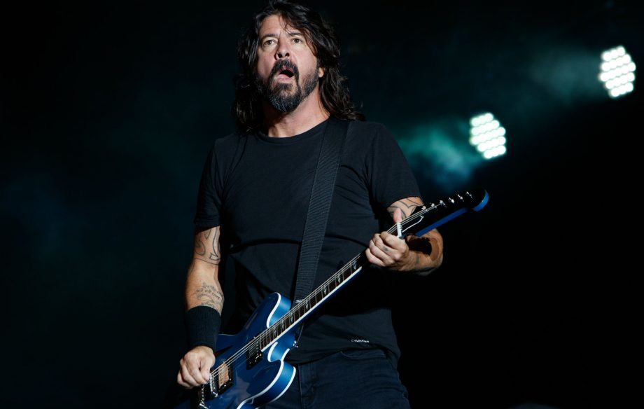 Hear Foo Fighters cover B-52s and Psychedelic Furs on surprise new EP '01020225'