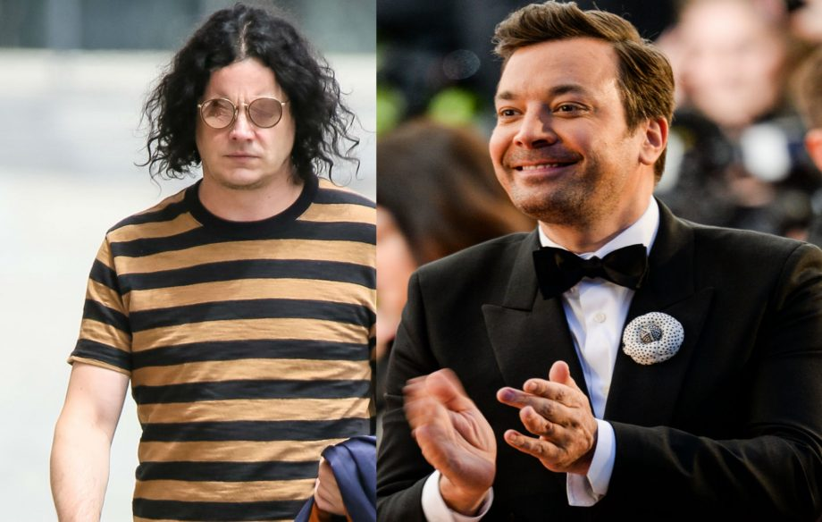 Watch Jack White knock out Jimmy Fallon in bizarre 'Tonight Show' sketch