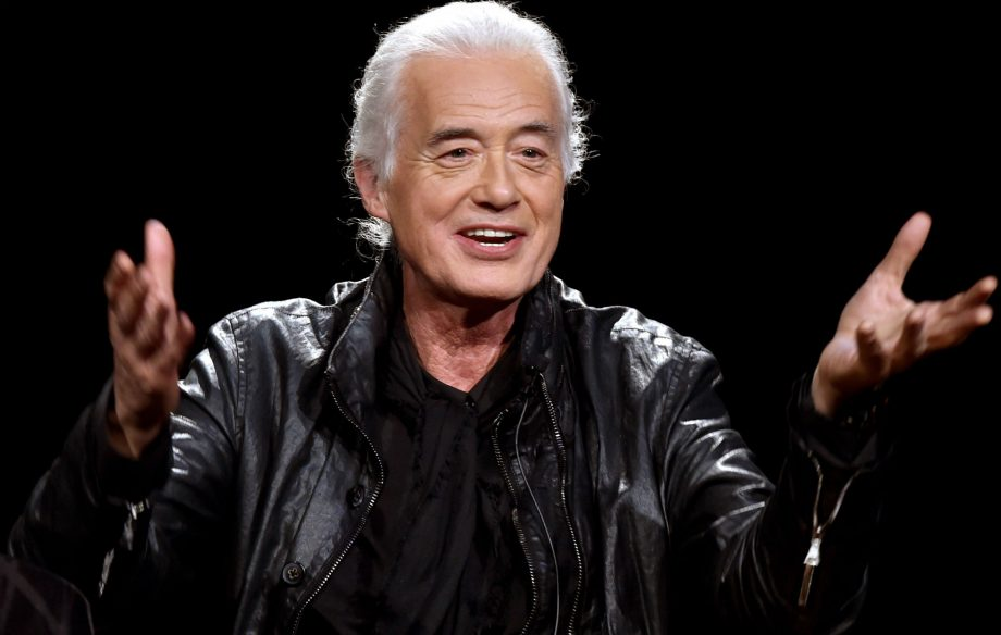 "Jimmy Page says a Led Zeppelin biopic has been ""discussed"""