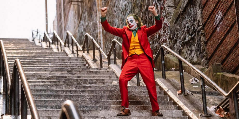 Joaquin Phoenix walks out of 'Joker' interview after controversial question
